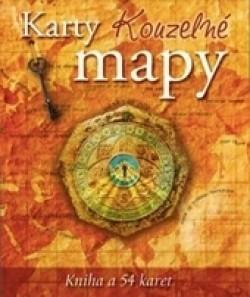 Kniha Karty Kouzelne Mapy Kniha 54 Karet Moja Kniha Cz